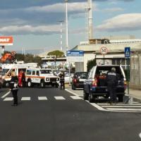 Fiumicino, falso allarme bomba per una Jaguar sospetta