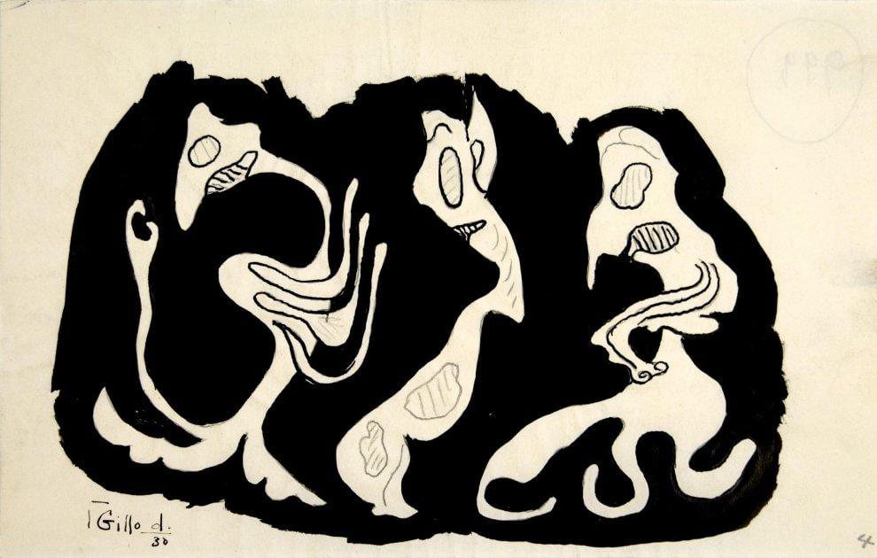 Arte e critica, il tempo di Gillo Dorfles: la mostra al Macro