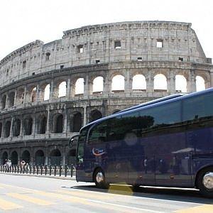 Bus turistici, controlli e 21 nuovi varchi