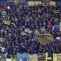 Frosinone-Verona, scontri e tafferugli prima della partita: 7 arresti e