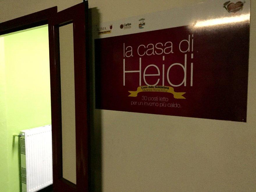"""Piano freddo, il municipio IX allestisce """"La casa di Heidi"""" per dare assistenza e conforto ai clochard"""