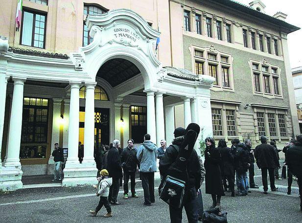 Mamiani record: è la prima scuola, spodestati Tasso e Virgilio