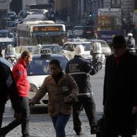 Sciopero dei mezzi, traffico e targhe alterne: Roma in tilt
