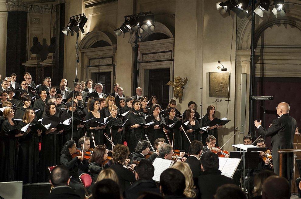 Musica sacra organo