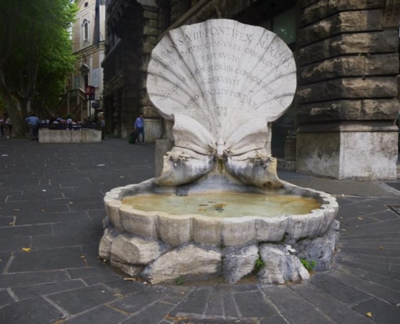 Roma, la fontana delle Api e quella nei giardini di viale Tiziano presto restaurate dagli olandesi