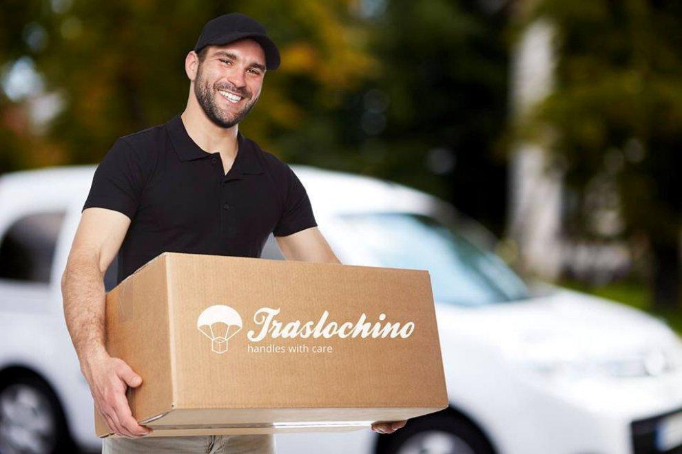 """Arriva """"Traslochino"""": l'app degli universitari romani per chi cambia casa"""