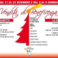 Roma, a Trastevere i mercatini di Sant'Egidio: dalle vendite il pranzo di Natale per 20mila poveri