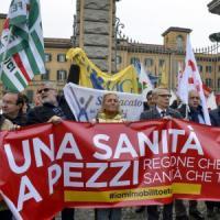 Roma, medici in protesta al San Camillo: