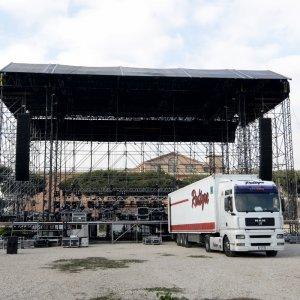 Roma,  Capodanno: 750 vigili e metal detector per entrare al Circo Massimo