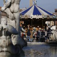 Piazza Navona, arriva la Befana della solidarietà