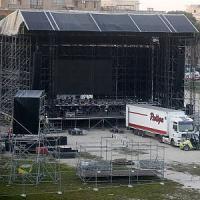 Roma, tutto pronto per Capodanno. Concertone blindato: 2300 militari in strada e stop ai