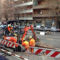 Roma, gas dai tombini al quartiere Africano. Sgomberati palazzi e negozi