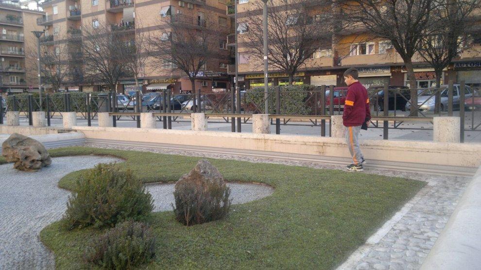Roma, a Tor de Schiavi nasce un giardino zen - 1 di 1 - Roma - Repubblic...