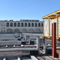 Roma, al via la realizzazione del parcheggio sopra i binari della stazione Termini