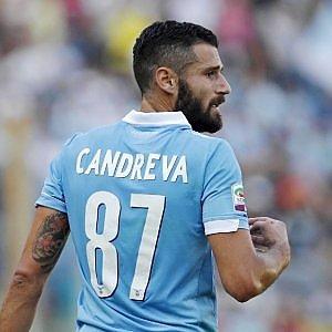 Lazio, corsa, gol e cross: così Candreva è di nuovo leader