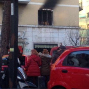 Roma, anziana disabile muore in incendio divampato in casa