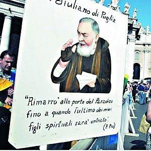 Spoglie Padre Pio in arrivo a Roma: protette quanto capi Stato