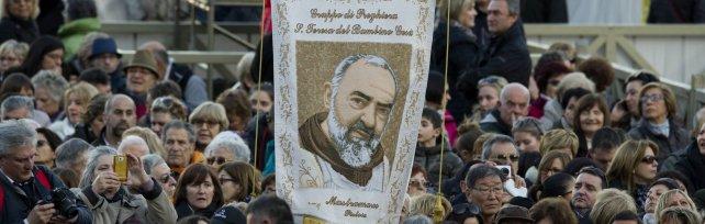 Giubileo, l'omaggio del Papa a Padre Pio