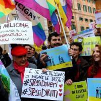 Unioni civili, Tribunale di Roma: sì ad  affido di due minori a due mamme