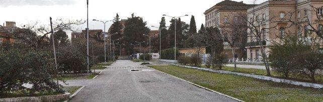 Celio, rischio scempio nel cuore di Roma pannelli fra le case nel parking fantasma