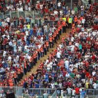 Stadio Olimpico, accordo sulla sicurezza: più steward e meno polizia, ma le barriere restano