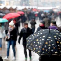Allerta meteo a Roma: San Valentino sotto la pioggia
