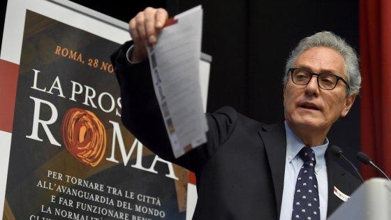 """Comunali Roma, Rutelli: """"Cittadini vogliono un sindaco competente che conosce la città"""""""