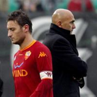 Rottura Totti-Spalletti, ma su Facebook i tifosi si dividono