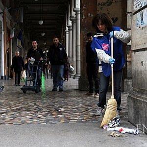 A marzo la grande 'pulizia collettiva' a Roma: in azione i volontari di Retake