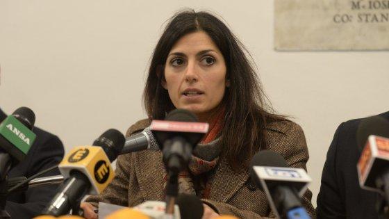 """Comunali, Virginia Raggi M5s: """"Roma città stuprata dalla cattiva politica"""""""