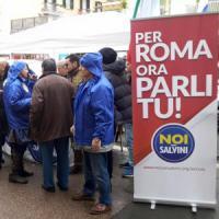 Comunali a Roma, alle 'primarie' della Lega 7000 voti. Assalto ai gazebo di Tor Pignattara e Appio