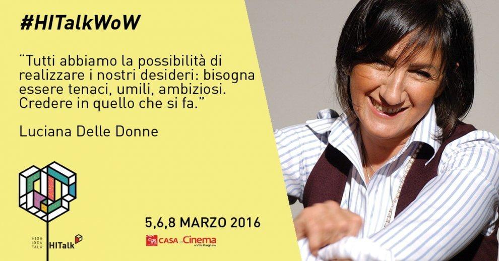 """Roma, """"HITalk WoW"""": la festa della donna alla Casa del Cinema"""