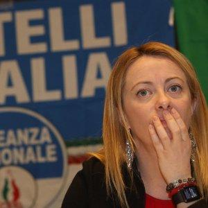 Comunali a Roma: Meloni si candida sindaco, atteso l'annuncio