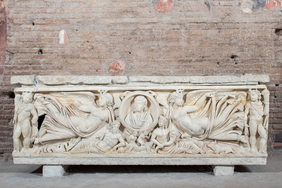 Roma, riapre dopo 30 anni la basilica di Santa Maria Antiqua