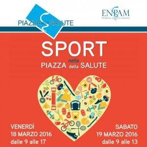 Roma, Enpam: sport e salute in piazza Vittorio