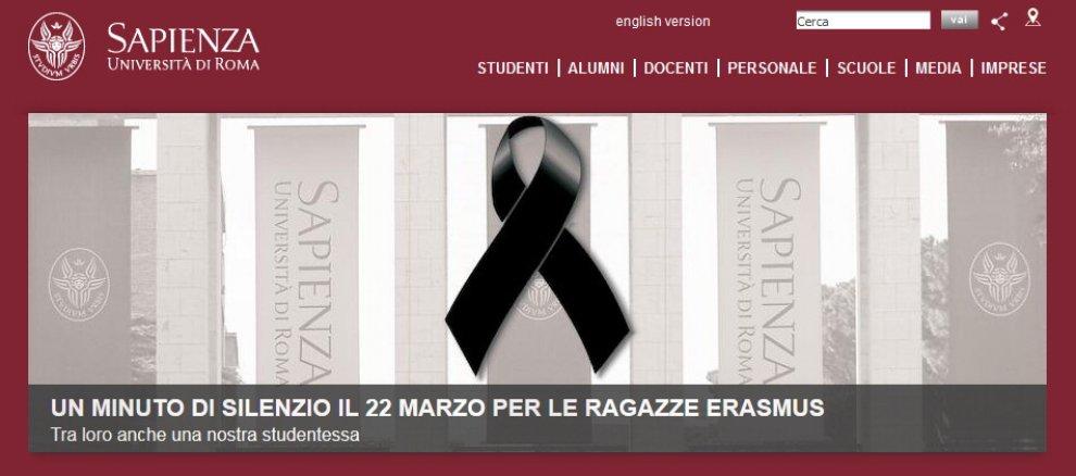 La strage delle ragazze Erasmus, atenei a lutto per la vittima romana