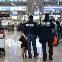 Roma, allerta a Fiumicino: falso allarme per bagaglio abbandonato. Sospesi tutti i voli per Bruxelles