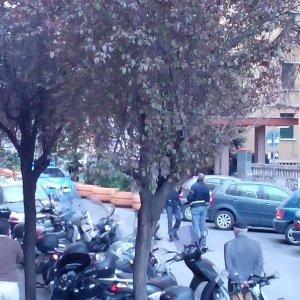 Roma falso allarme bomba al tempio ebraico di via padova - Allarme bomba porta di roma ...