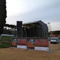 Roma, al Circo Massimo non solo