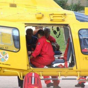 Ponza, donna incinta ferita da un colpo di fiocina di un sub: denunciato