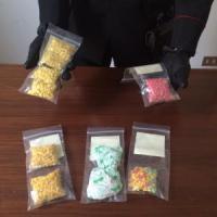 Ciampino, 1200 pasticche di ecstasy nei trolley: 4 arresti