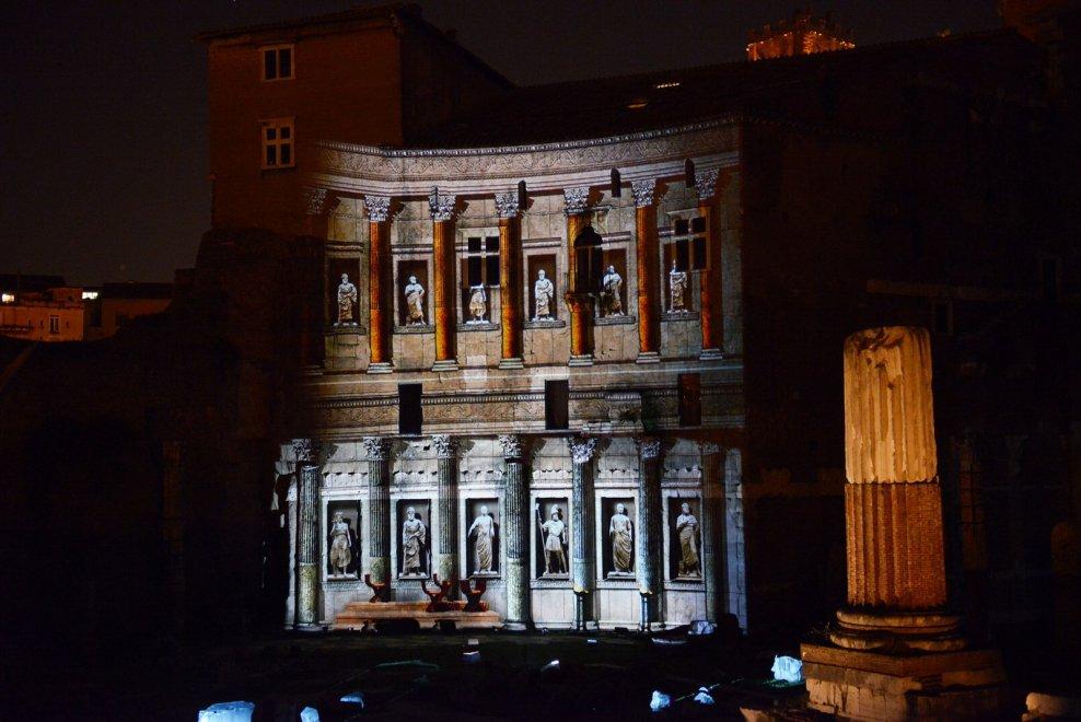 Indietro nel tempo con Piero Angela, ai Fori tornano i Viaggi nell'Antica Roma