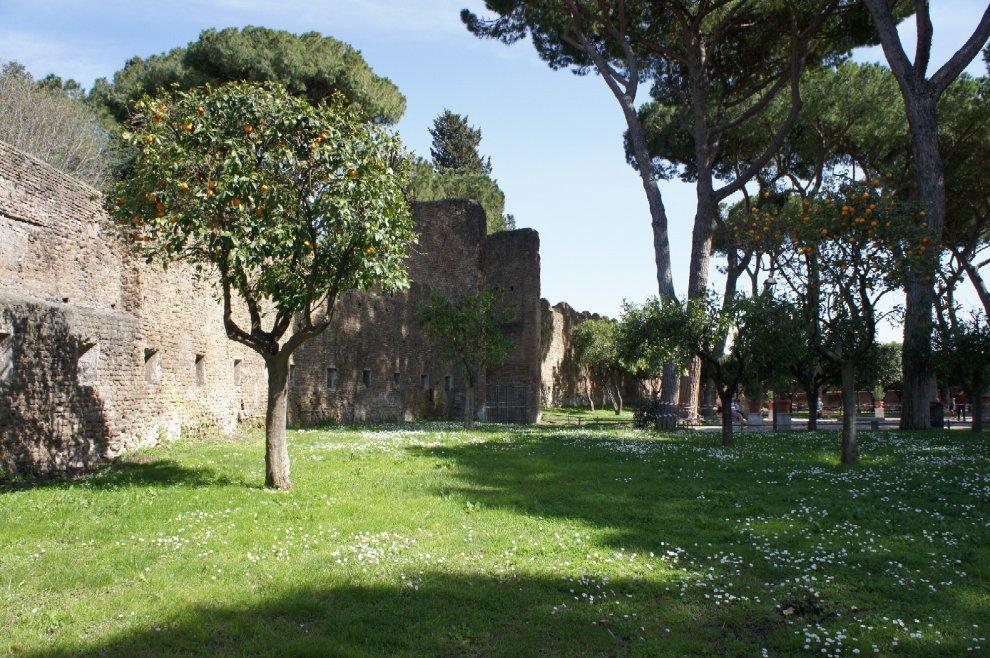Roma il restyling del giardino degli aranci il nuovo splendore 1 di 1 roma - Il giardino degli aranci frattamaggiore ...