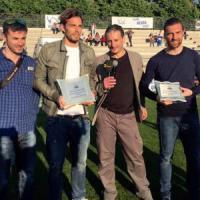 Lazio, Marchetti e De Santis premiati come