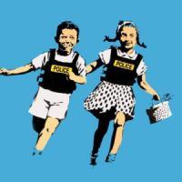 L'inafferrabile Banksy sulle strade