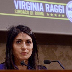 """Városi Róma, a szállítási síkja Rays: """"Cable car Battistini a Casalotti"""""""