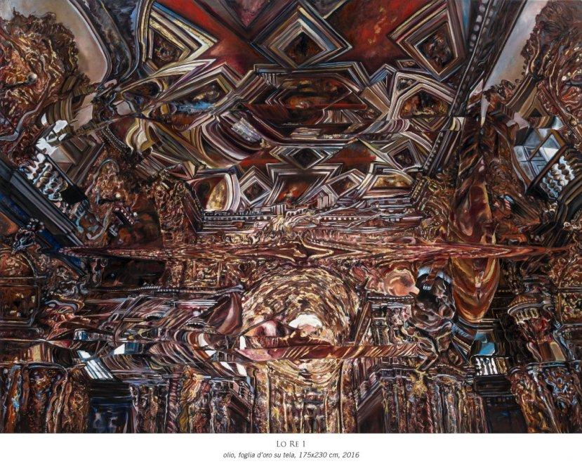Très Le chiese barocche di Roma diventano opere d'arte contemporanea  SF29