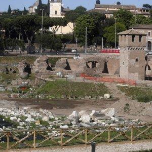 Circo Massimo, scavi e restauri finiti. A giugno l'apertura