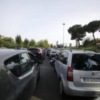Foro Italico, caos parcheggi: