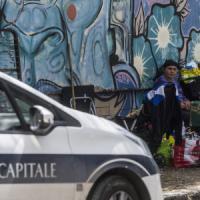 Roma, sgomberato l'ex deposito Cotral di Portonaccio: via 123 nuclei familiari